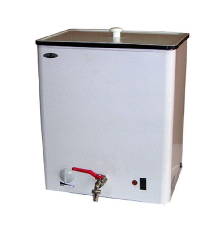 Простейший водонагреватель с ТЭНом и ручной наливкой воды