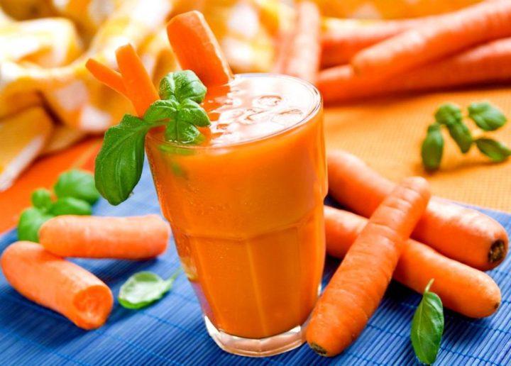 Морковь полезна в любом виде