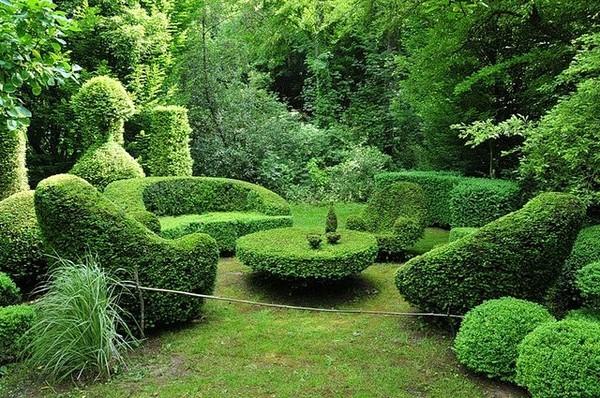 Садово-парковая скльптура
