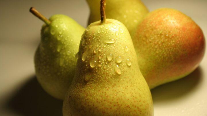 Груша медовая - витаминный букет