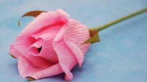 Какие можно сделать цветы из гофрированной фото 254