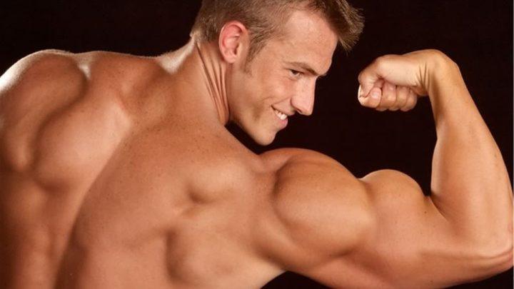 Помогает в наращивании мышц