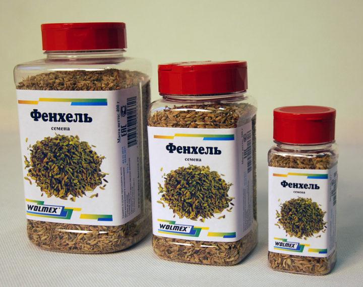 Семена фенхеля как лекарство