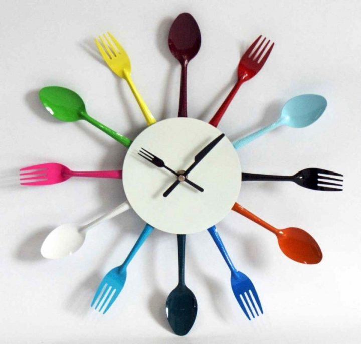 """Часы """"Пора обедать!"""""""