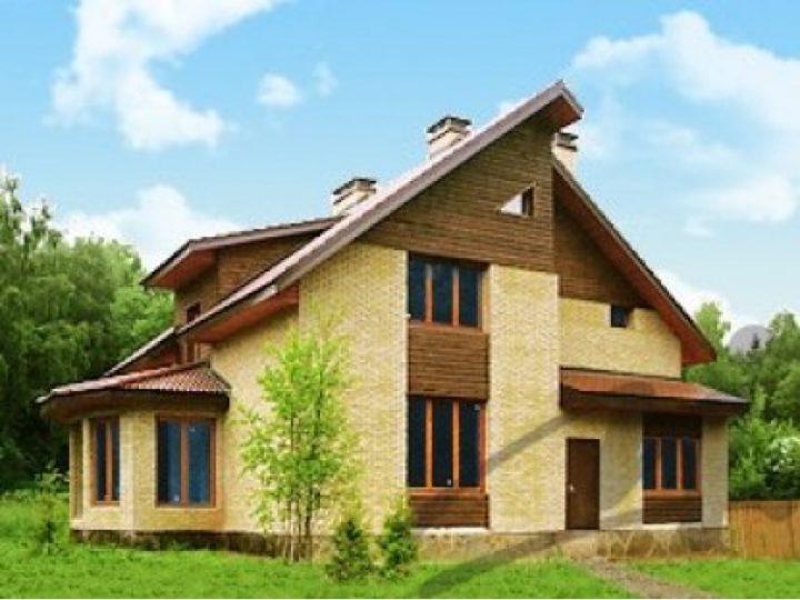 Фасад - лицо дома
