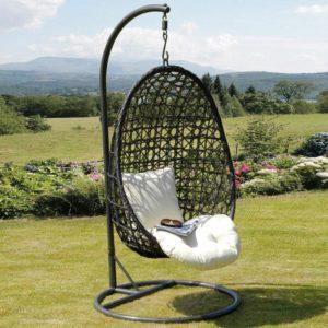 Как сделать простое подвесное кресло своими руками