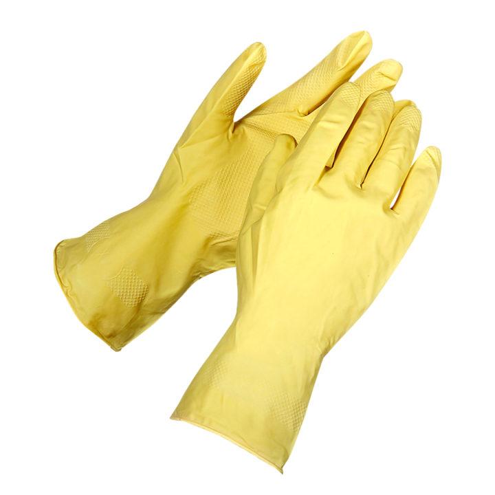 Работать с препаратом необходимо в резиновых перчатках
