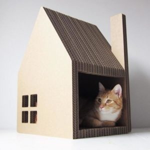 Дом для кошки 39
