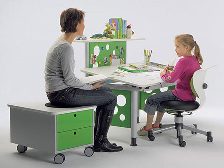 Рабочий стол школьника