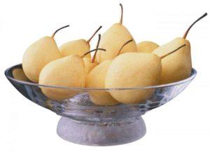 Польза и вред от употребления китайской груши