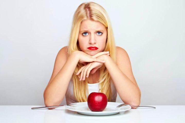 Поможет нормализовать аппетит
