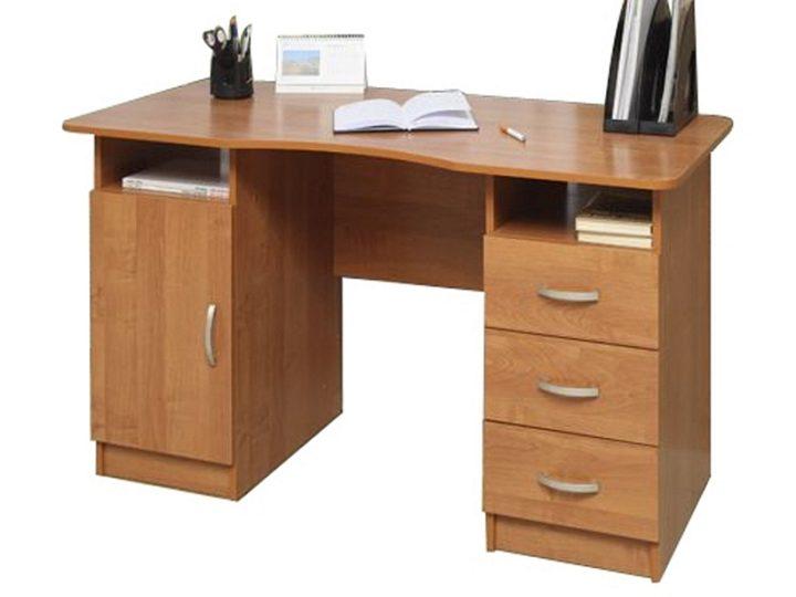 Двухтумбовый стол
