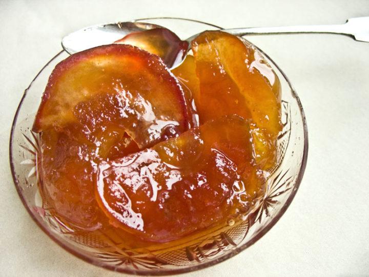 яблочное варенье прозрачное рецепт-хв10