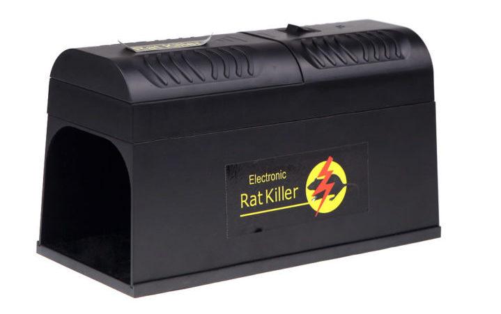 Электронная ловушка для крыс