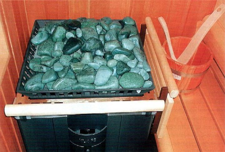 Каменка на печи