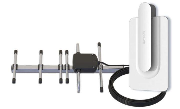 Антенна для усиления сигнала сотовой связи