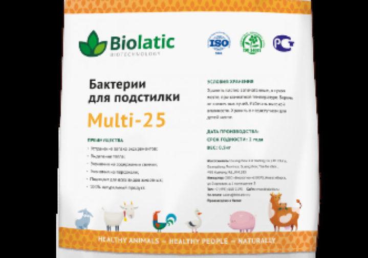 Биолатик Multi-25