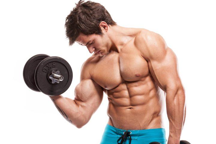 Для наращивания мышц